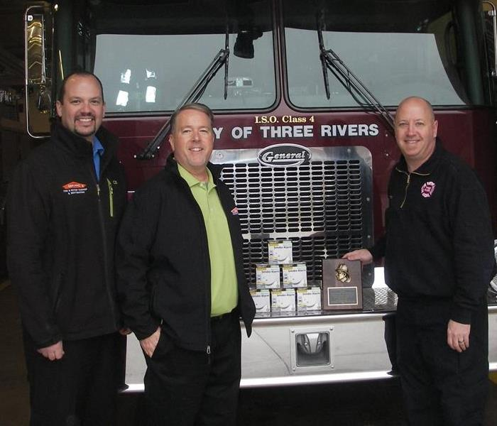 2015 Leland Gayheart Fire Safety and Prevention Award