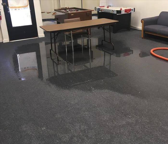 Commercial Water Damage in Three Rivers, MI
