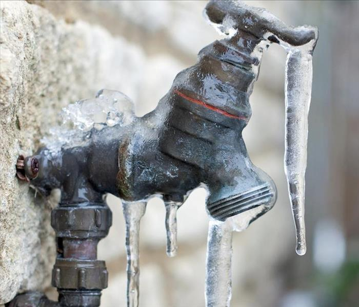 Commercial Don't Let Frozen Pipes Interrupt your Business