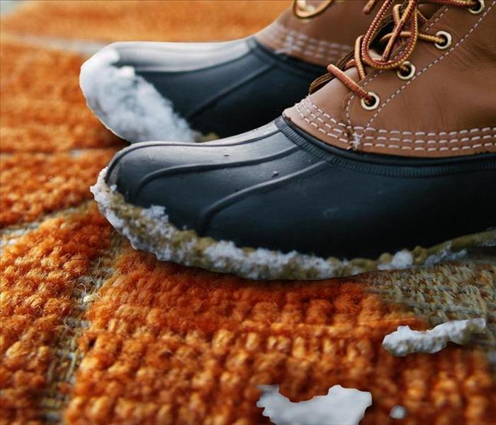 Commercial Snow and Salt Damaging your Carpets?