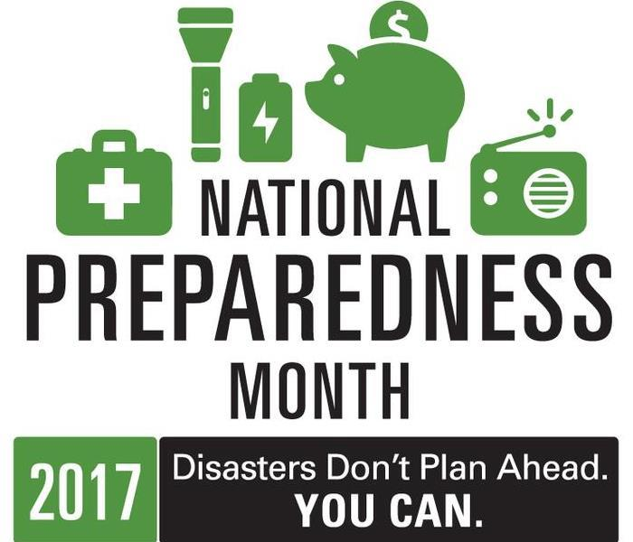 Fire Damage September: National Preparedness Month