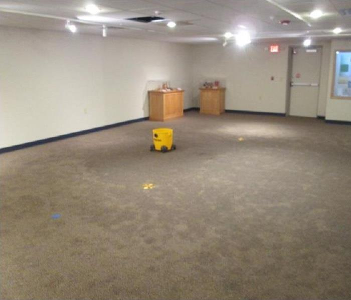 Commercial Commercial water damage in Dowagiac, MI